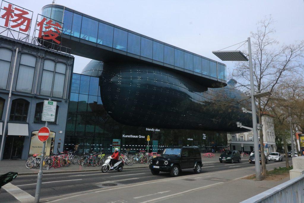 Kunsthaus in Graz